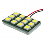 Use MCPCB board to handle the heat dissipated of LED light
