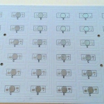 LED lighting Circuit board simpler than conventional PCB board