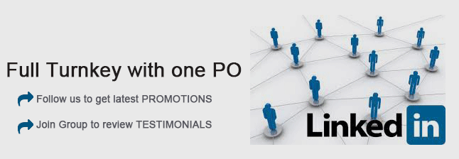 Follow us to get latest PROMOTIONS & Join Group to review TESTIMONIALS