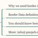 Do you know border data?