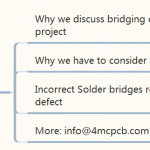 Introduce bridging connect method in PCBA project