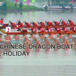 4MCPCB Chinese Dragon Boat Festival holiday (May. 28 to 30)