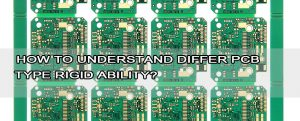 How to understand differ PCB type rigid ability?