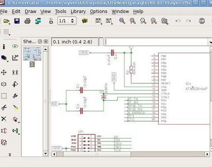 How to Drawing a prototype PCB schematic